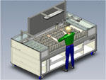 Machine de stockage (3D)