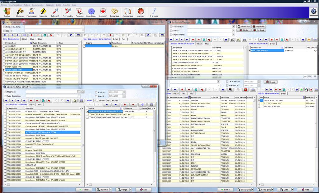 logiciel de maintenance gmao gratuit